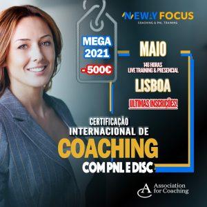 Certificação Internacional de Coaching em Lisboa