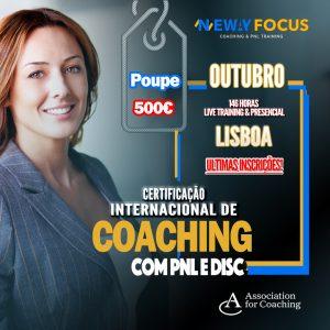Certificação Internacional de Coaching no Lisboa