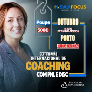 Certificação Internacional de Coaching no Porto